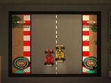 Generic racing game