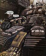 Optimus Prime Worlds Collide