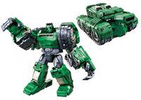 Crossovers Hulk toy