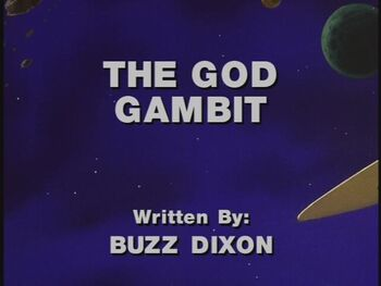 God Gambit title shot