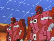 Mystery of Pirate Ship Autobot Clones
