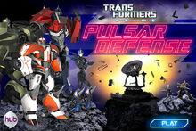 Pulsar Defense title