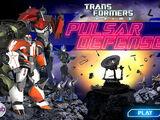 Transformers Prime: Pulsar Defense