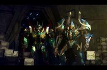 Skylynx and Darksteel
