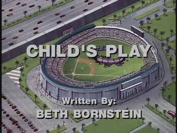 Child's Play title shot