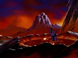 Galvatron on Thrull (G1)