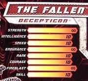 FallenSpecs