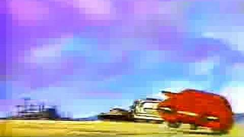 The very first Transformers commercial