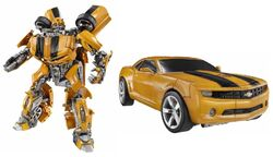 Ultimate Bumblebee toy