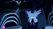 Decepticon named Shadow Raker