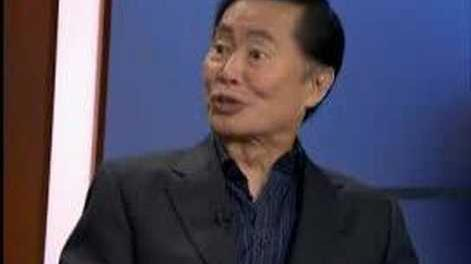 George Takei rocks it on WGN morning news