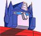 Missing Piece Optimus Prime