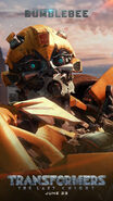 Transformers 5 Bumblebee Poster