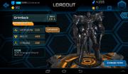 Transformers Battle Game Grimlock Robot Mode Front
