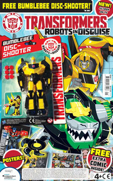 FREE BUMBLEBEE DISK SHOOTER