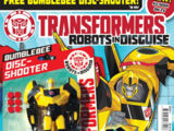 Signature Robots in Disguise issue 1