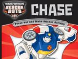 Rescue Bots Press Out and Play: Chase
