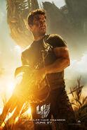 Transformers 4 Poster 9 Cade Yaeger