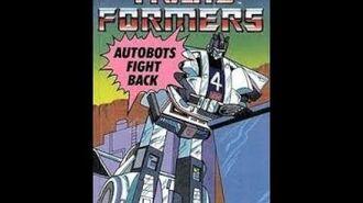 Transformers Autobots Fight Back Ladybird Books