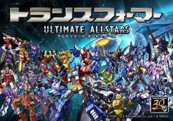 Transformers Ultimate Allstars