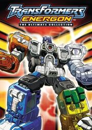 Transformers Energon Ultimate Collection