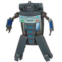 SpeedDial800 robot