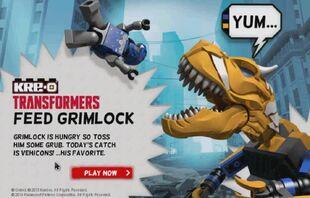 Transformers: Feed Grimlock
