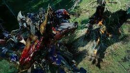Optimus asesinado