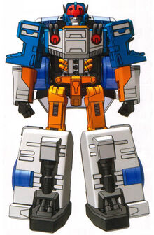 Clocker's Robot Mode