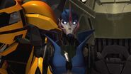 Operation Bumblebee screenshot Bee, Arcee, Bulk