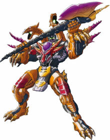 Scourge (Cybertron (Full Picture))