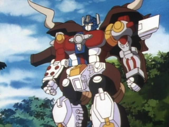 Beast Wars Transmetals Optimus Primal Big Convoy   Teletraan...