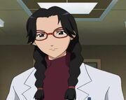 Professor Suzuki (Cybertron)