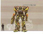 TF Egmont 2009-03 Ratchet&Man