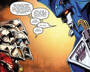 Empire of Stone Issue 3 Drift and Hellbat