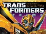 Transformers: Prime (комикс)