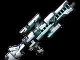 Quantum Laser Rifle