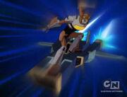 Jetfire rides Jetstorm