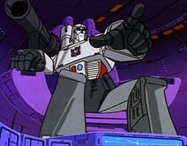 Because ALL HAIL MEGATRON f4d2946a8db808af0742726434a1ae38