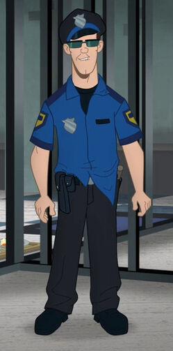 Deputy Barney