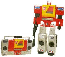 G1 Blaster toy