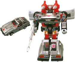 G1 bluestreak toy