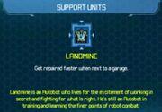 Rise of the Dark Spark 3DS Landmine Support Unit