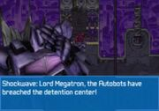 Rise of the Dark Spark 3DS Shockwave Facepalm