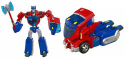 TFAnimated Deluxe CybertronPrime toy
