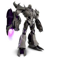 TFPrime Megatron CGI