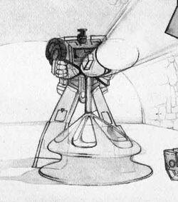 Anti-gravity gun