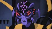 TFA Blackarachnia without helmet