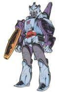 Galvatron - in Marvel Comics