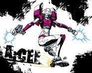 Grungepop Arcee by neurowing